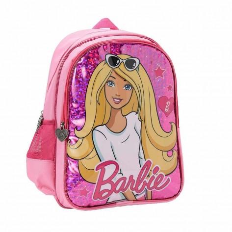 Barbie Kız İlkokul Çantası Pembe