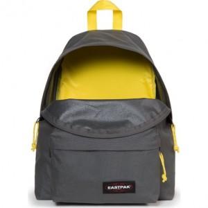 Eastpak Padded Pak'r Grey-Yellow Sırt Çantası