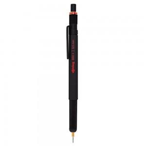 Rotring 800+ Iki Fonksiyonlu Kalem, Siyah 0.5 Mm