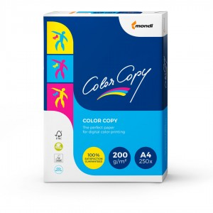 Color Copy A4 Beyaz Fotokopi Kağıdı 200 gr 1 Paket