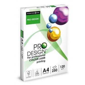 Pro-Design 120 Gr. A4 Gramajlı Beyaz Fotokopi Kağıdı (1 Paket - 250 Sayfa)