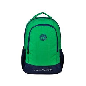 Benetton Yeşil Okul Sırt Çantası 96016