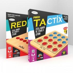 Redka Tactix Zeka ,Mantık ve Strateji Oyunu (Default)