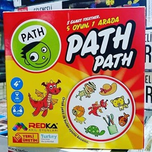 Redka Path Path Zeka , Mantık ve Strateji Oyunu (Default)