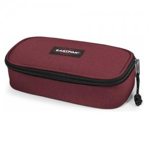 EASTPAK OVAL XL SINGLE CRAFTY WINE KALEM ÇANTASI