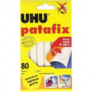 Uhu Patafix Hamur Yapıştırıcı 80 li Paket