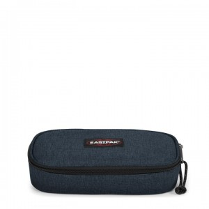 Eastpak Oval Single Triple Denim Kalem Çantası