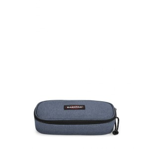 Eastpak Oval Single Crafty Jeans Kalem Çantası