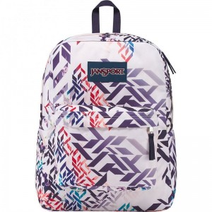 Jansport Superbreak Botanical Geo Sırt Çantası
