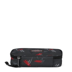 Eastpak Oval Scribble Black Kalem Çantası