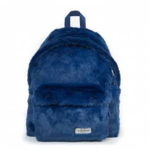 EASTPAK PADDED PAK'R BLUE FUR SIRT ÇANTASI