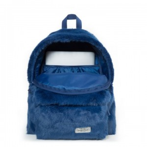 Eastpak Padded Pak'r Blue Fur Sırt Çantası
