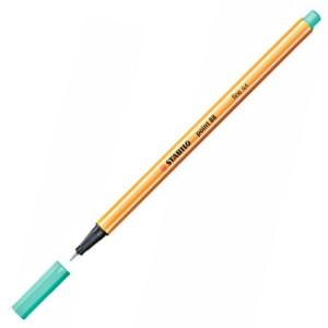Stabilo Point 88 İnce Uç Keçeli Kalem 0.4 mm Buz Yeşili 88/13
