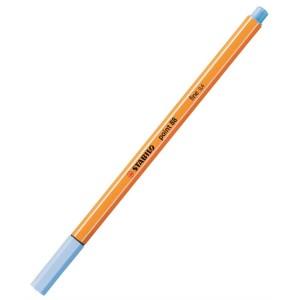 Stabilo Point 88 İnce Uç Keçeli Kalem 0.4 mm Buz Mavisi 88/11
