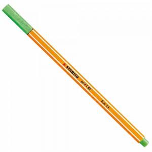 Stabilo Point 88 İnce Uç Keçeli Kalem 0.4 mm Yaprak Yeşili 88/43