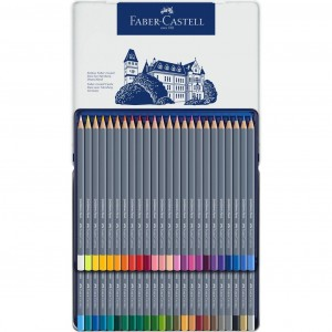 Faber Castell Goldfaber Aquarel Boya Kalemi 48 Renk
