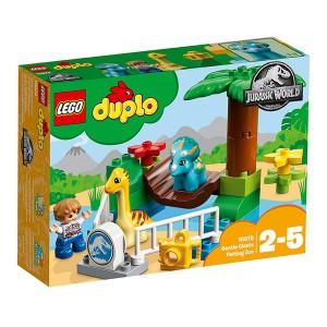 Lego Duplo Jurassic World Zarif Devler Hayvanat Bahçesi 10879