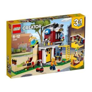 LEGO CREATOR MODÜLER KAYKAY EVİ 31081