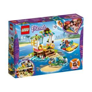 LEGO FRİENDS KAPLUMBAĞA KURTARMA GÖREVİ 41376
