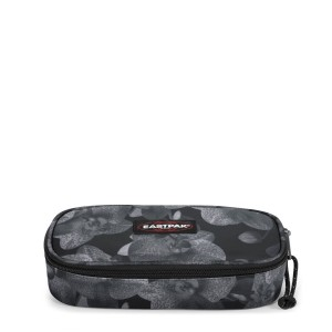 EASTPAK OVAL SİNGLE CHARMİNG BLACK KALEM ÇANTASI