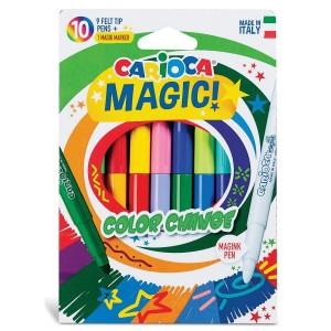 Carioca Renk Değiştiren Sihirli Kalem 9+1