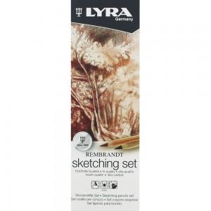 Lyra Sketching Set 6 Parça