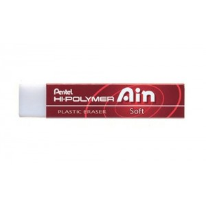Pentel Hi-Polymer Ain Soft Silgi 9369