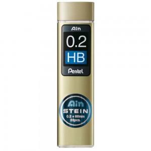 Pentel 0.2 mm Hi-Polymer Hb