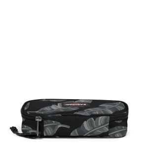 Eastpak Oval Single Brize Leaves Black Çanta