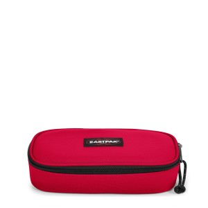 EASTPAK OVAL SİNGLE SAİLOR RED KALEM ÇANTASI