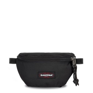 Eastpak Springer Black Bel Çantası