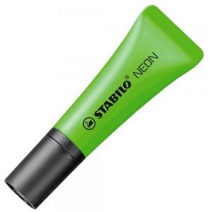 Stabilo Neon Yeşil   Fosforlu Kalem  (Tüp)