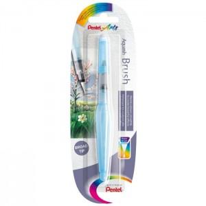 Pentel Aqua Brush Broad Tip Su Hazneli Fırça