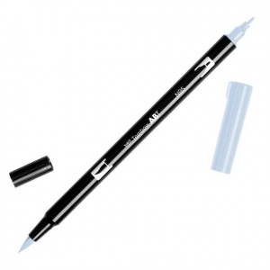 TOMBOW DUAL BRUSH PEN GRAFİK ÇİZİM KALEMİ COOL GRAY 1 N95