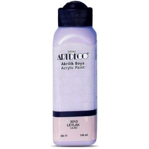 Artdeco Pastel Akrilik Boya 140ml P. Mor 3808
