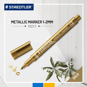 Staedtler Metalik Markör Altın 1-2mm