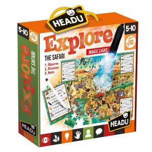 Headu Explore The Safari (5-10 Yaş)