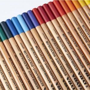 Lyra Rembrandt Polycolor Kuru Boya Kalemi Blue Violet 037