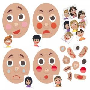 Headu Funny Faces (3-6 Yaş)
