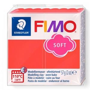 Fimo Modelleme Kili (Polimer Kil) Soft Flamingo 57 Gr. - 40