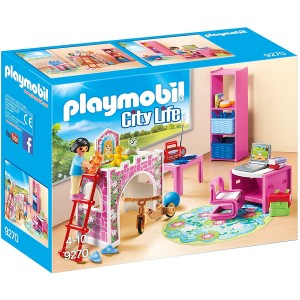 Playmobil City Life Çocuk Odası 9270