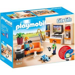Playmobil City Life Oturma Odası 9267