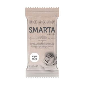 Smarta  Modelleme Hamuru 100 Gr. - Beyaz